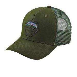 Patagonia trucker hat fishing cap SnapBack